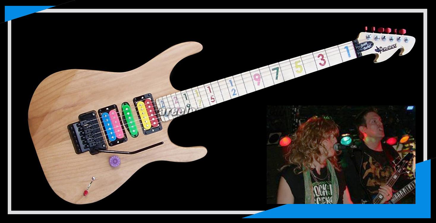Jason Becker's Three Most Important Guitars To Be Presented By Guernsey's Auctions On July 15th