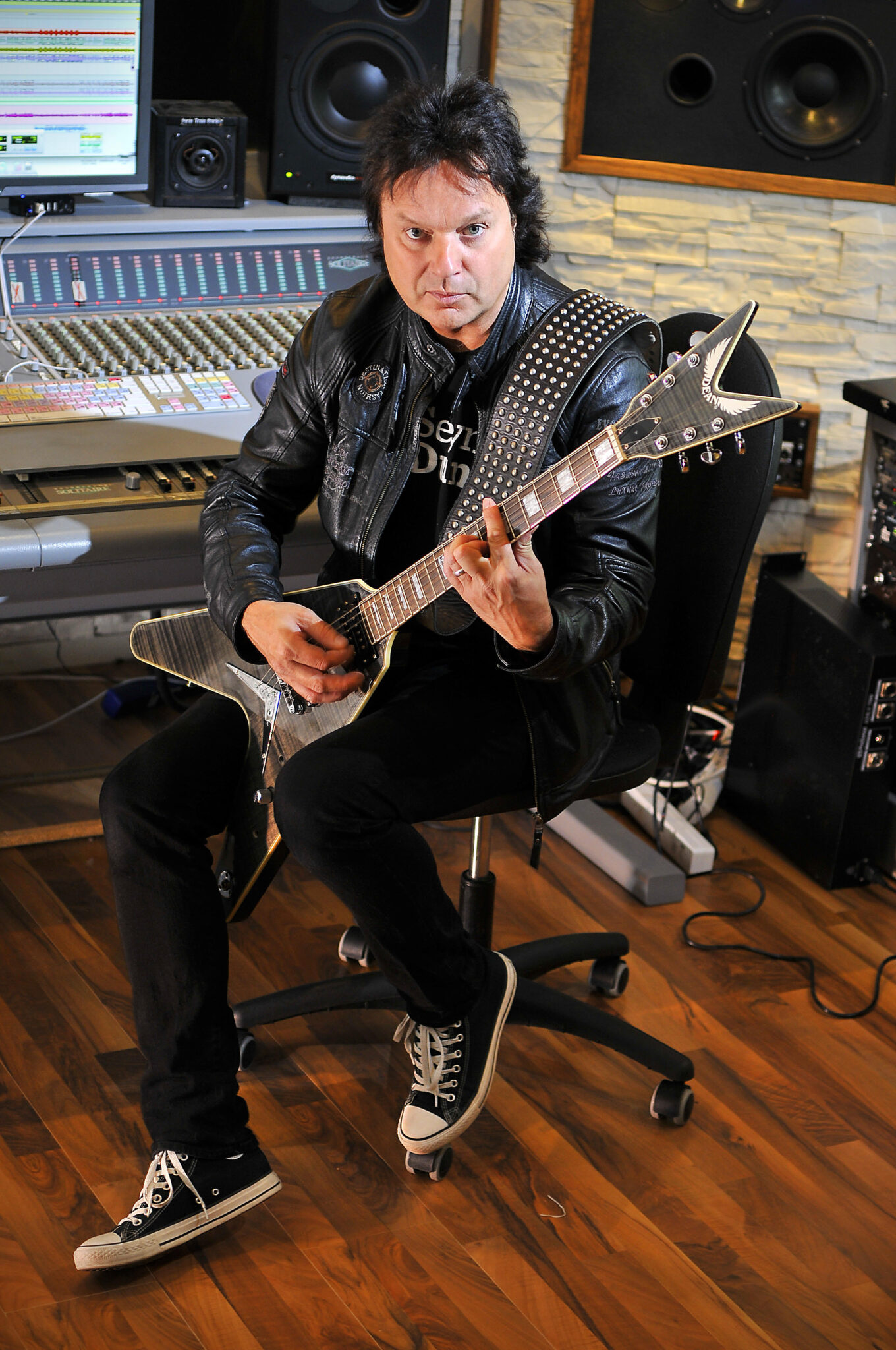 Interview with Andy LaRocque - King Diamond's Main Shredder