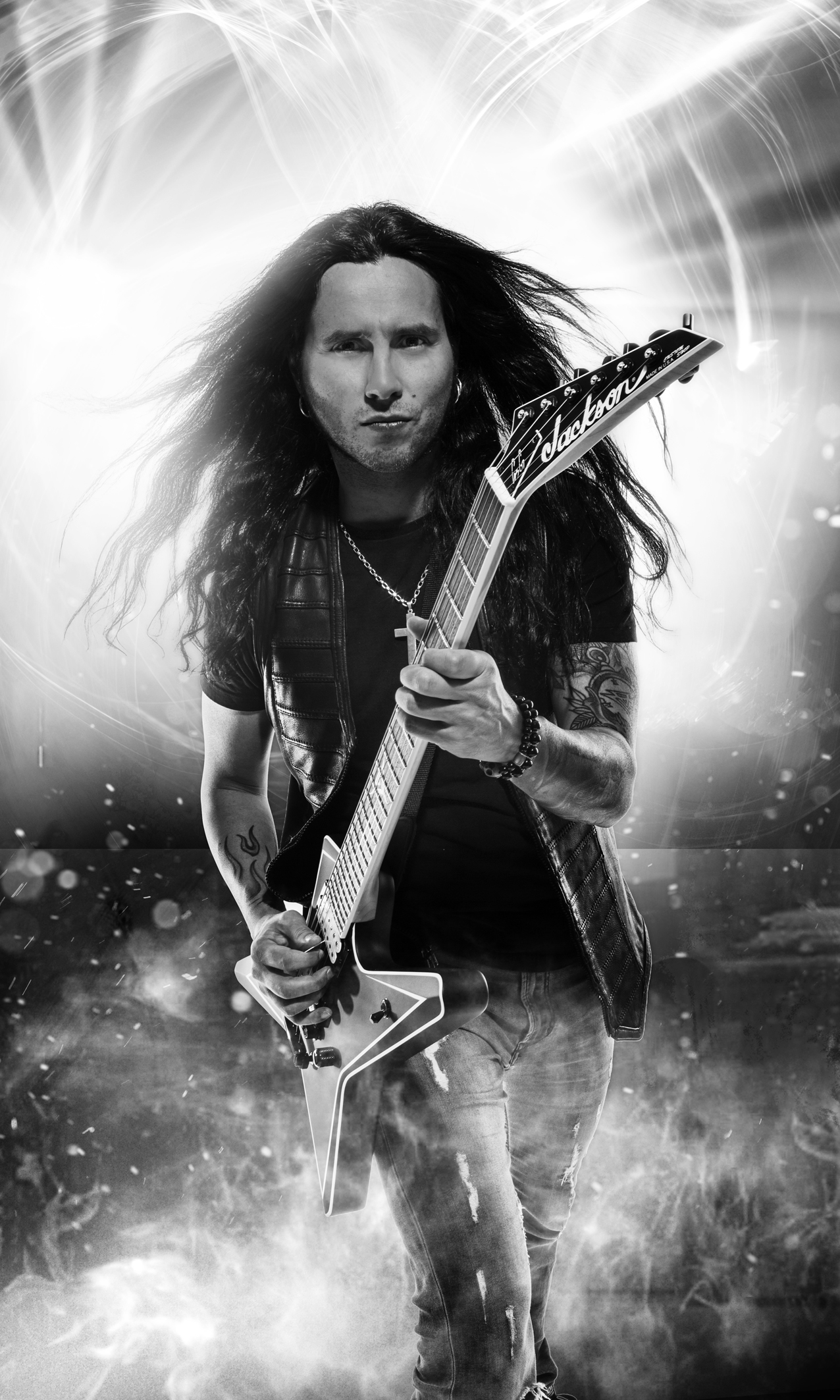 Interview: Gus G talks Firewind, Ozzy Osbourne, And Future Solo Record