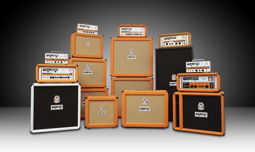 Orange Amplification Company