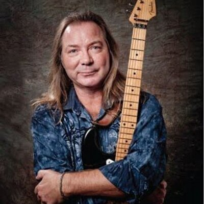 Dave Murray: The Iron Man of Iron Maiden