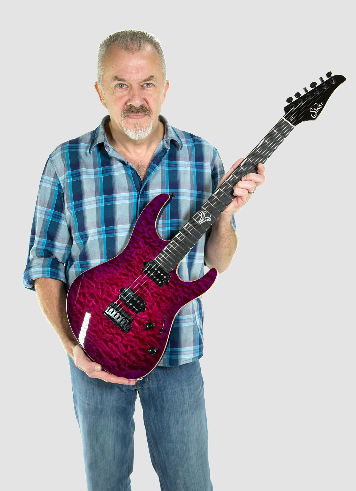 John Suhr and Suhr Guitars