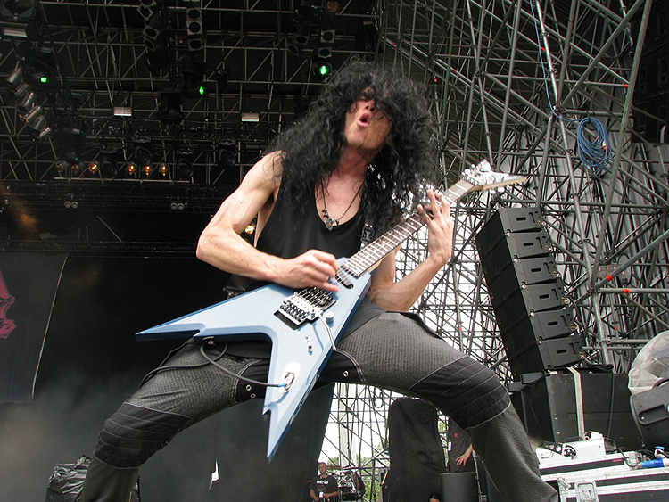 Morbid Angel Guitarist Trey Azagthoth