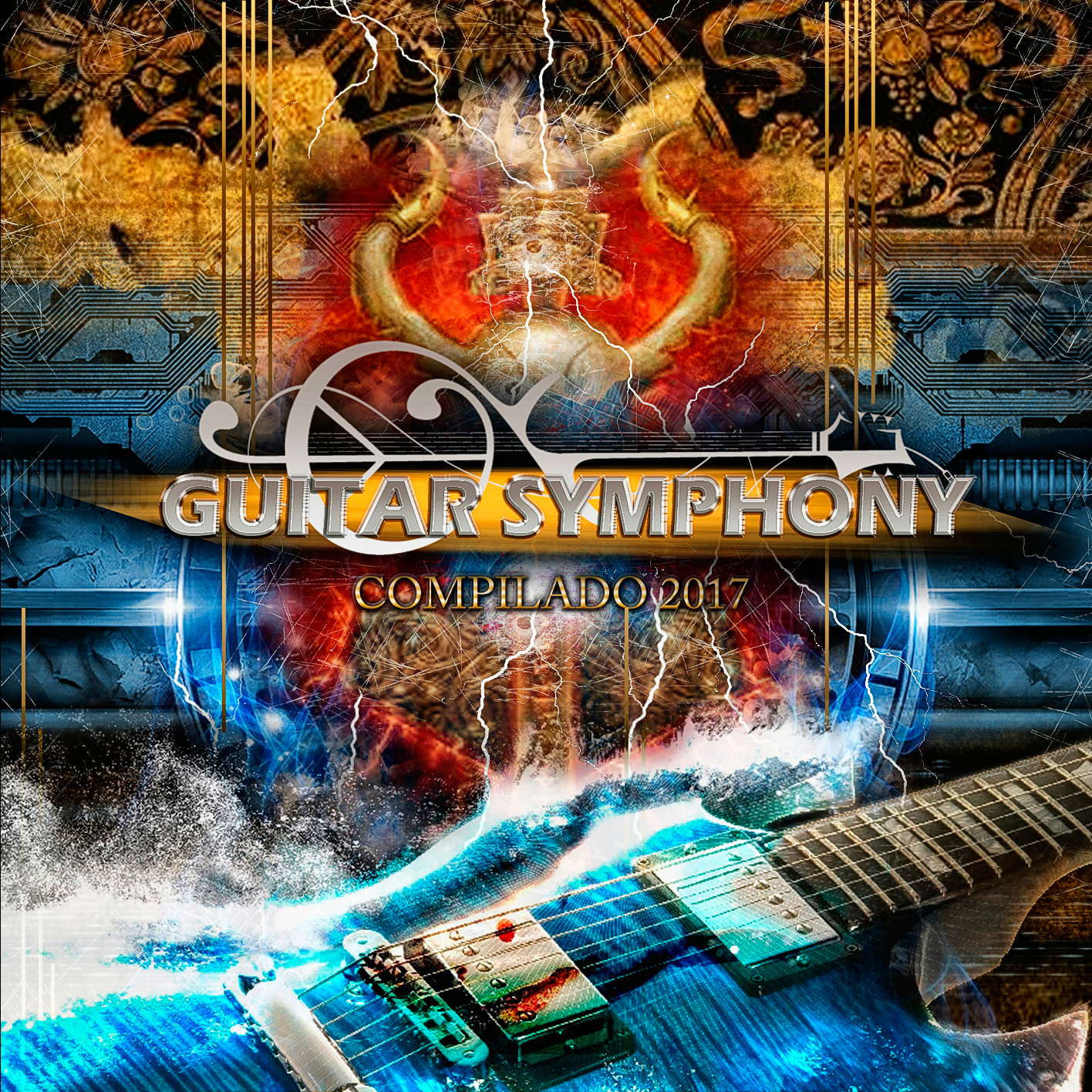 Release of Guitar Symphony 2017 Record!