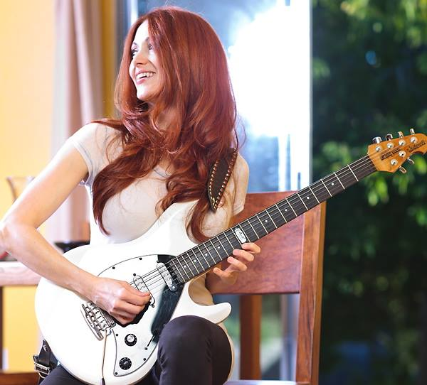 Guitarist Gretchen Menn Featured on All That Shreds Podcast!