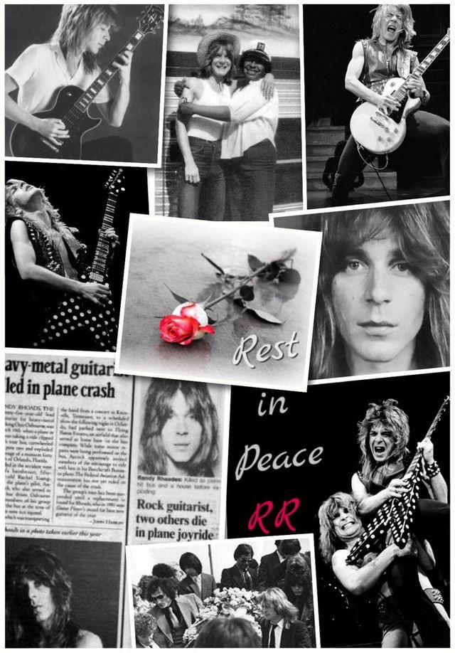 Remembering the Icon Randy Rhoads