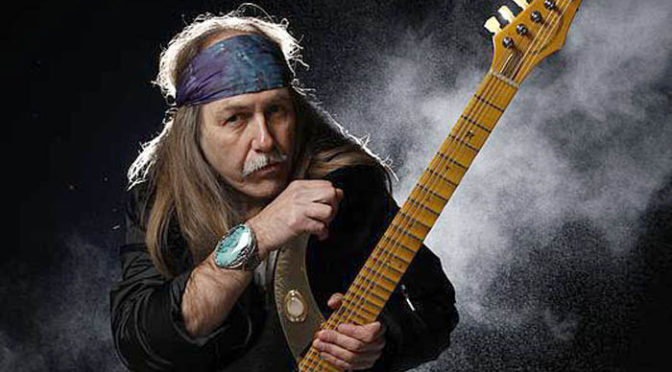 Interview: Uli Jon Roth Discusses Future Plans, Sky Guitars, Lack of Tone and Too Much Shredding in Today's Guitarists