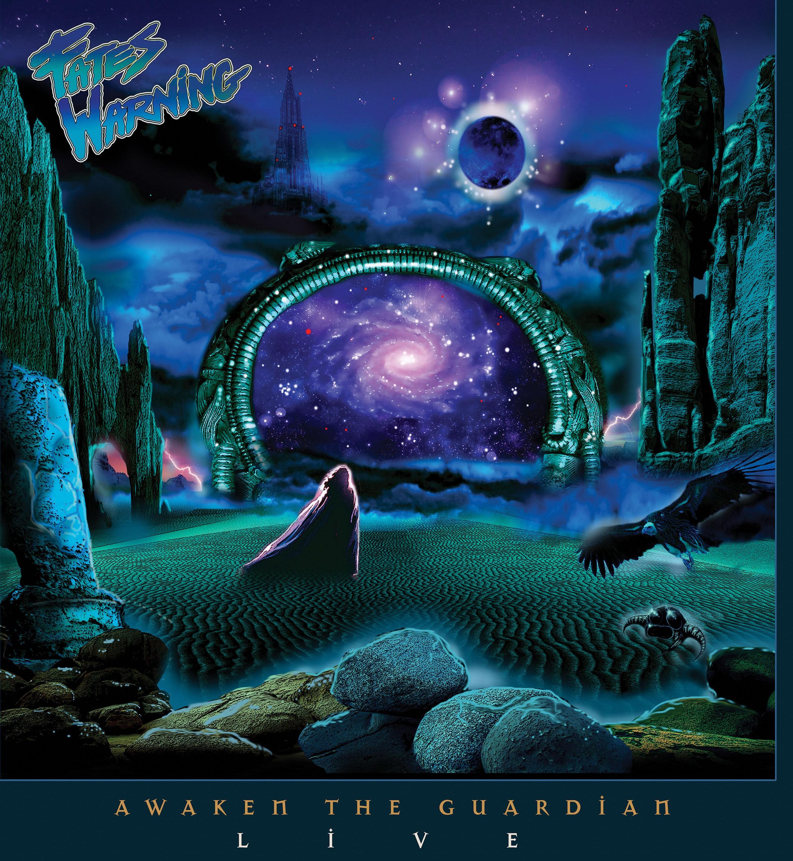 Fates Warning Awaken the Guardian Live Album Coming April 28