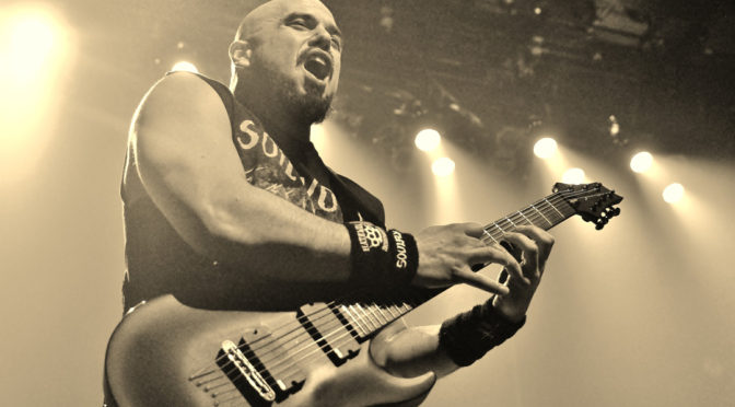 Interview: Marc Rizzo - A Freak of Nature on the Guitar