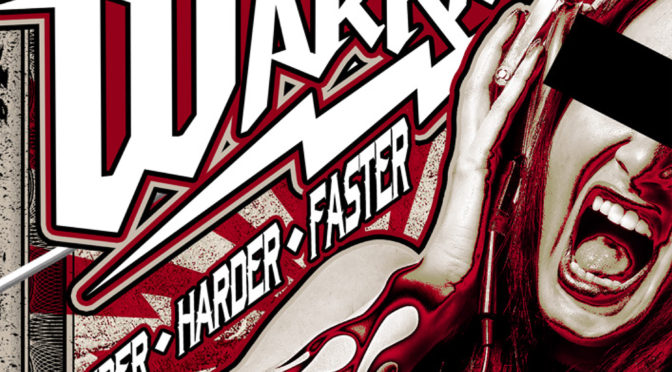 """Warrant to Release New Record """"Louder, Harder, Faster"""" May 12th, 2017"""