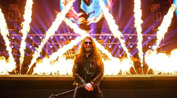 Trans-Siberian Orchestra Founder Paul O'Neill Passes Away at 61