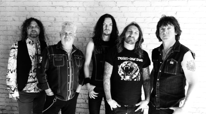Tygers Of Pan Tang's New Record