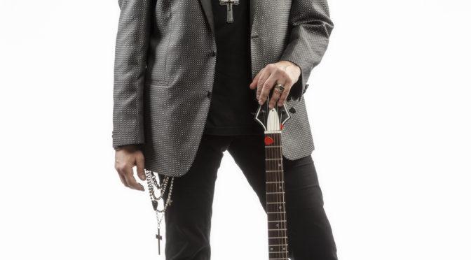 Guitarist Jimi Bell