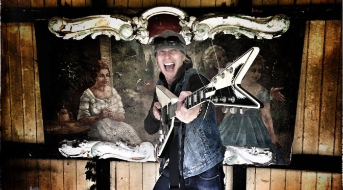 Michael Schenker Signs With Nuclear Blast Records-Announces New Studio Album & US Tour.