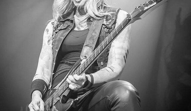 Nita Strauss And Her Rise To Stardom