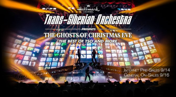 Trans-Siberian Orchestra Will Return With Their 2017 Winter Tour