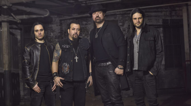 Adrenaline Mob's Tragic Accident