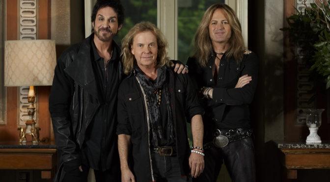 REVOLUTION SAINTS New Video For 'Light In The Dark' Featuring Guitar Legend Doug Aldrich, Deen Castonovo And Jack Blades