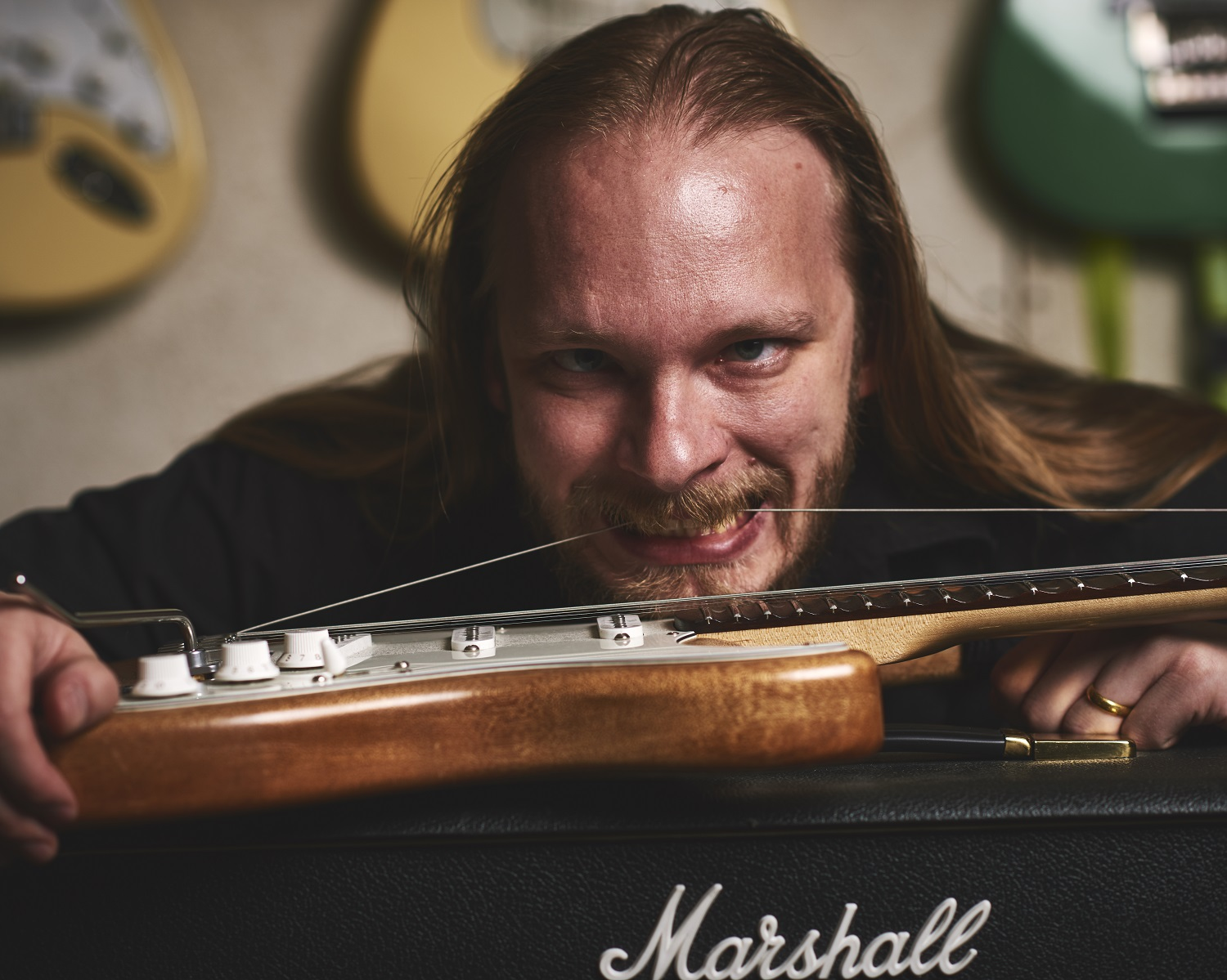 Elmo Karjalainen Discusses Why He's One Of Finland's Top Axe Players