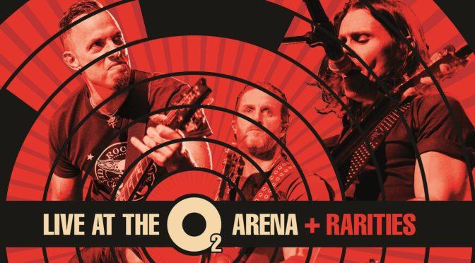 Mark Tremonti Discusses Alter Bridge's New CD Live At The O2, New Tremonti Album Due Next Summer