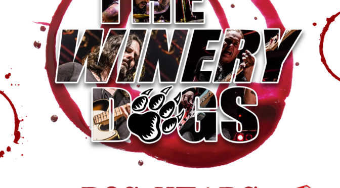 Review: The Winery Dogs 'Dog Years' EP