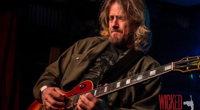 Ex SteelHeart Guitarist Kenny Kanowski Passes Away