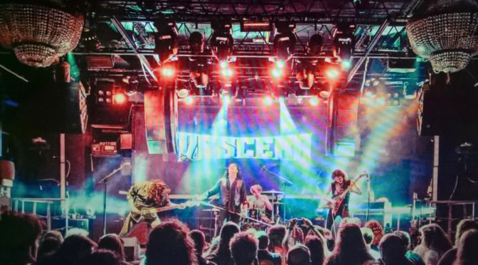 Michael Vescera Discusses His New Band Vescera, Animetal USA, Yngwie, And His Future Plans
