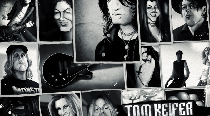 Tom Keifer Deluxe Edition Of Debut Album, 'The Way Life Goes,' Set For Release October 20TH