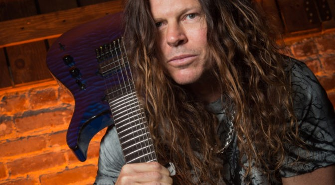 Act of Defiance Guitarist Chris Broderick Talks New Album And Guitar Line