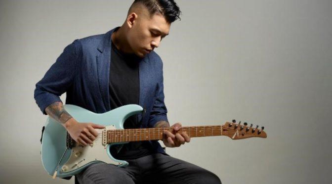 "Rising Fusion Guitar Virtuoso Jason Kui Releases New Video for ""Polarized"""