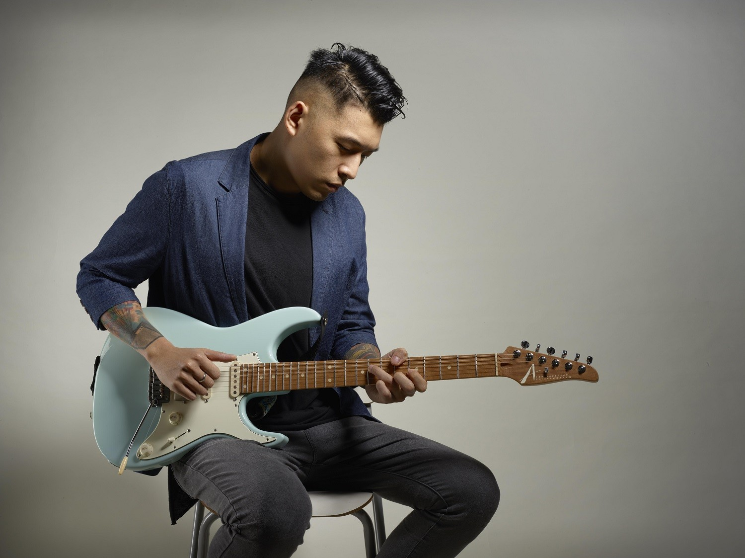 Guitarist Jason Kui Is Ready To Take On The World With Absence Of Words