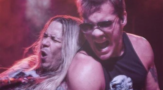 Rich Ward From Fozzy Discusses New Album And How He Met Chris Jericho
