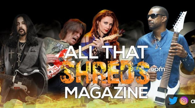 Merry Chrismas & Happy New Year From All That Shreds Magazine!