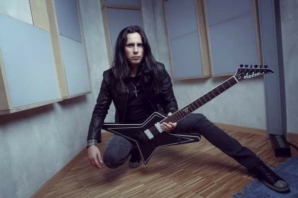 Gus G Signs With AFM Records - New Album Due In Spring