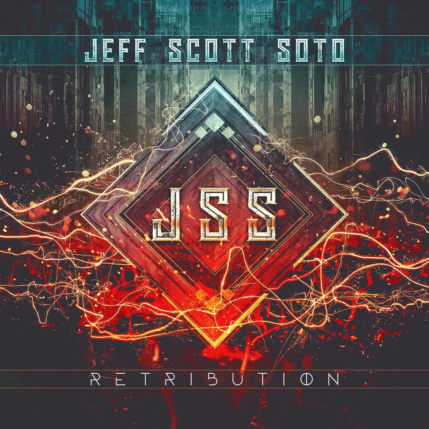 Iconic Singer Jeff Scott Soto Discusses His New Album Retribution