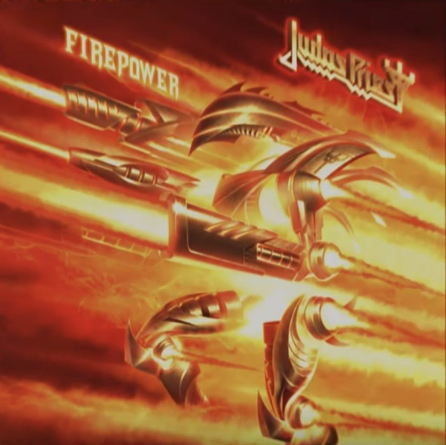 Judas Priest Release Audio Sample Of 'Firepower' Title Track