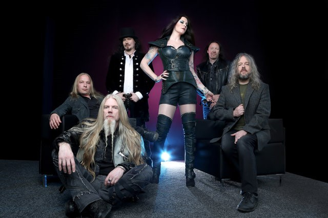 Nightwish Announces 'Decades' World Tour For 2018
