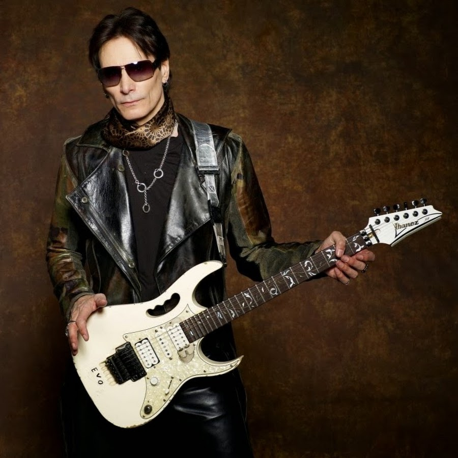 Steve Vai and Favored Nations Records Teams Up With Mascot Label Group