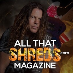 Chris Broderick:  All That Shreds Magazines Guitarist Of The Year 2017