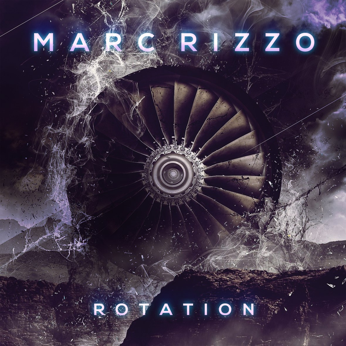 "Soulfly Guitarist Marc Rizzo To Release New LP ""Rotation"" Via Combat Records On March 30th"