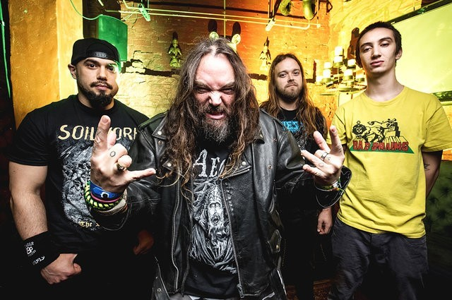 Soulfly Announces Entering The Studio in January To Record The Follow Up To Archangel