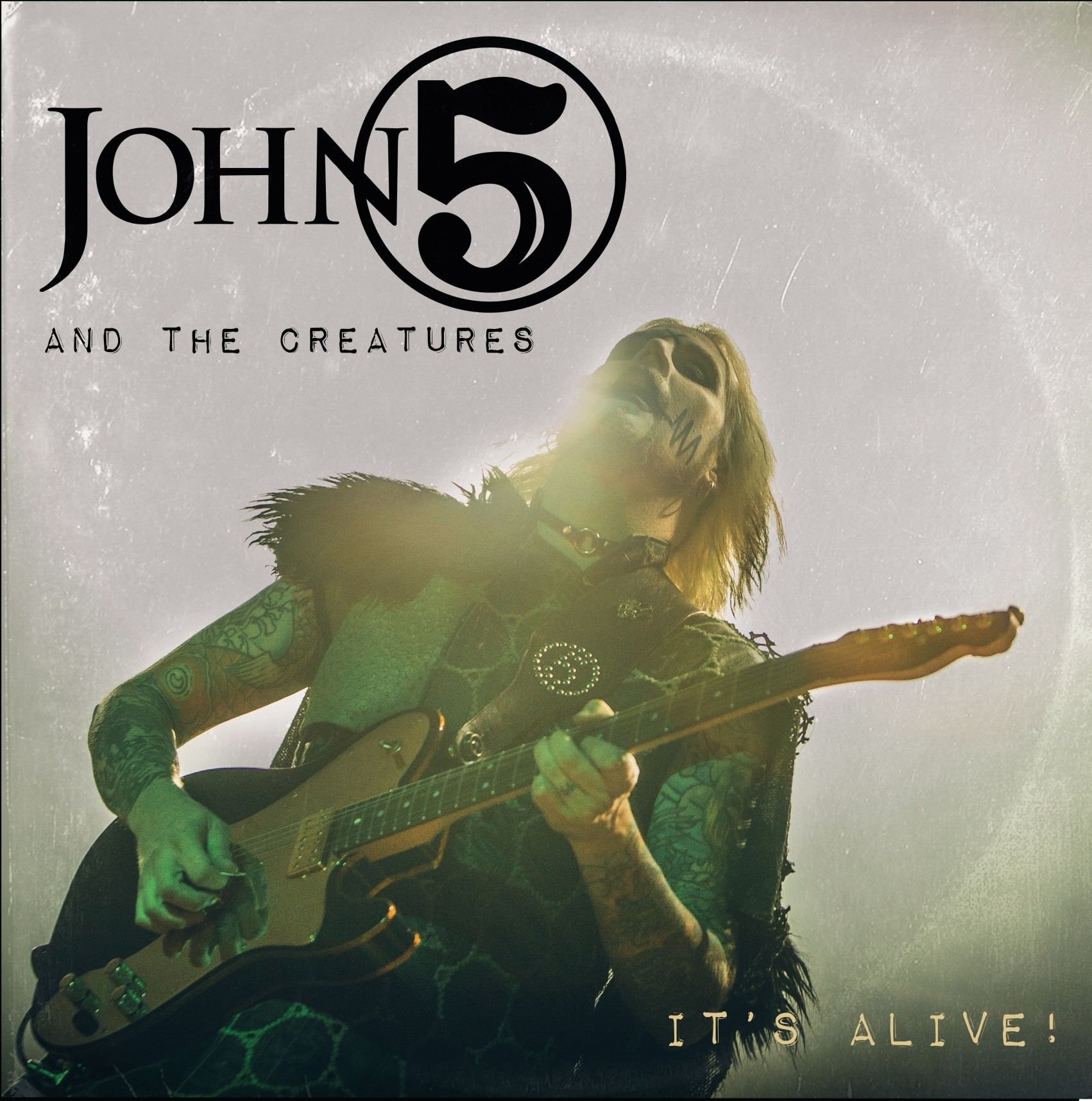 John 5 And The Creatures Release It's Alive!