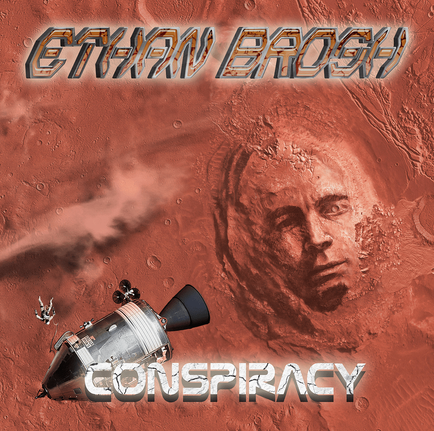 "Ethan Brosh Set To Release ""Conspiracy"" On February 16, 2018"