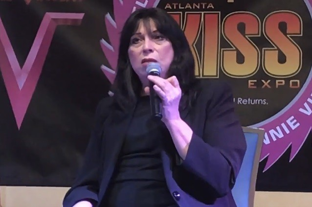 After 20 Years In Hiding, Vinnie Vincent Makes An Appearance At The Kiss Expo