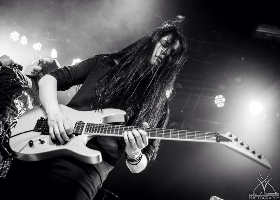 Sanctuary Adds Shredder Joey Concepcion For Iced Earth Tour