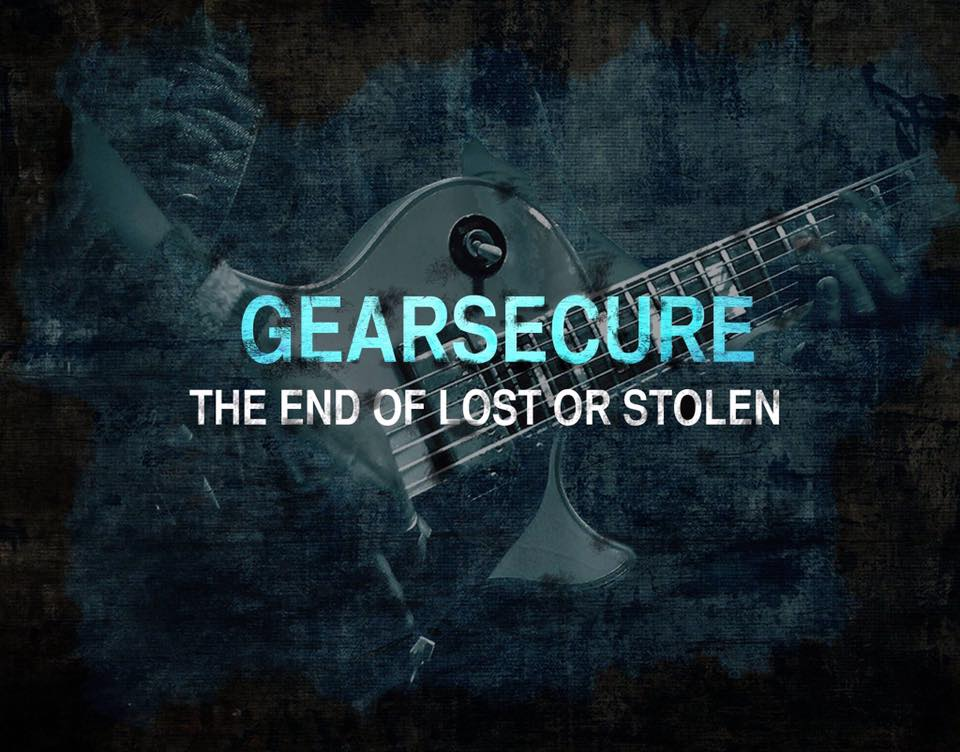 GearSecure Shows People At NAMM 2018 How Its Product Will Catch Thieves