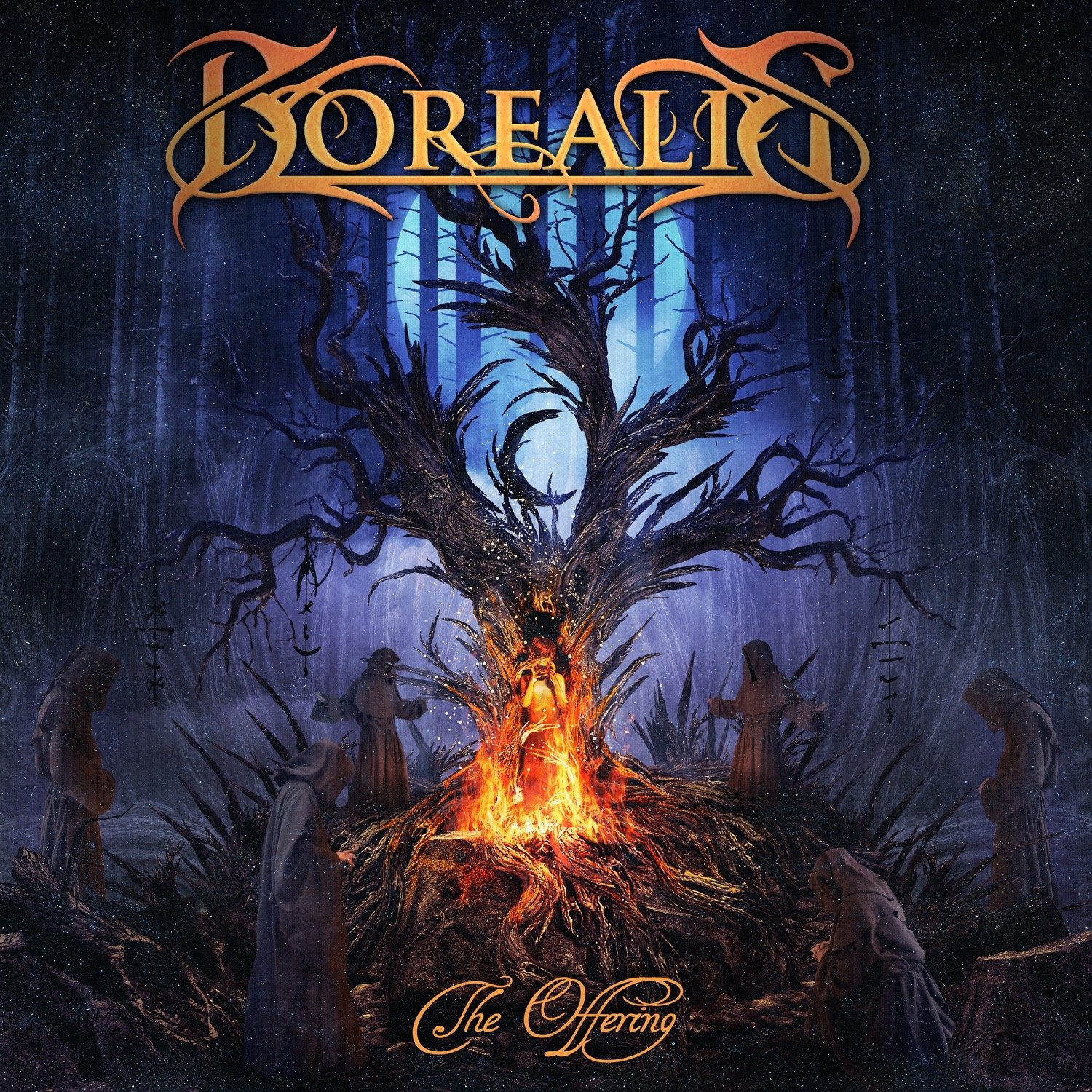 "Editor's Album Pick Of The Week:  Borealis And Their Upcoming Album ""The Offering"""