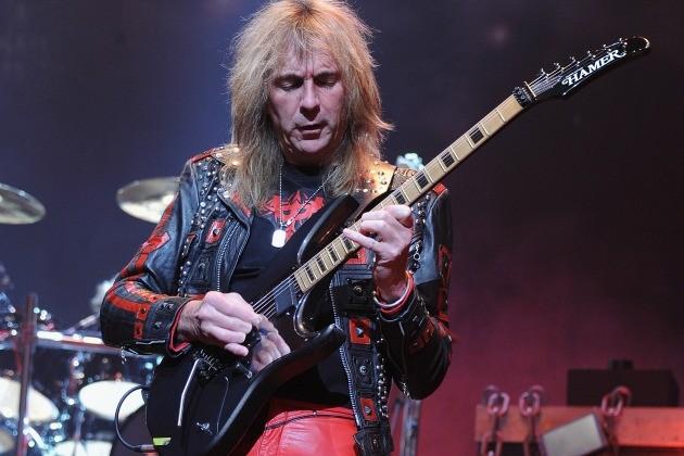 Judas Priest Guitarist Glenn Tipton Announces Retirement From Touring