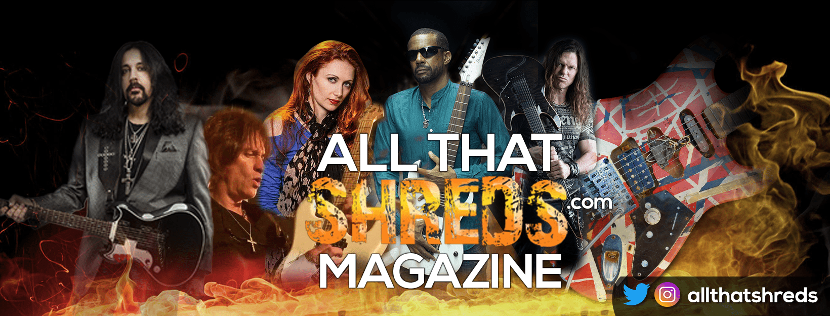Welcome To All That Shreds Magazine!