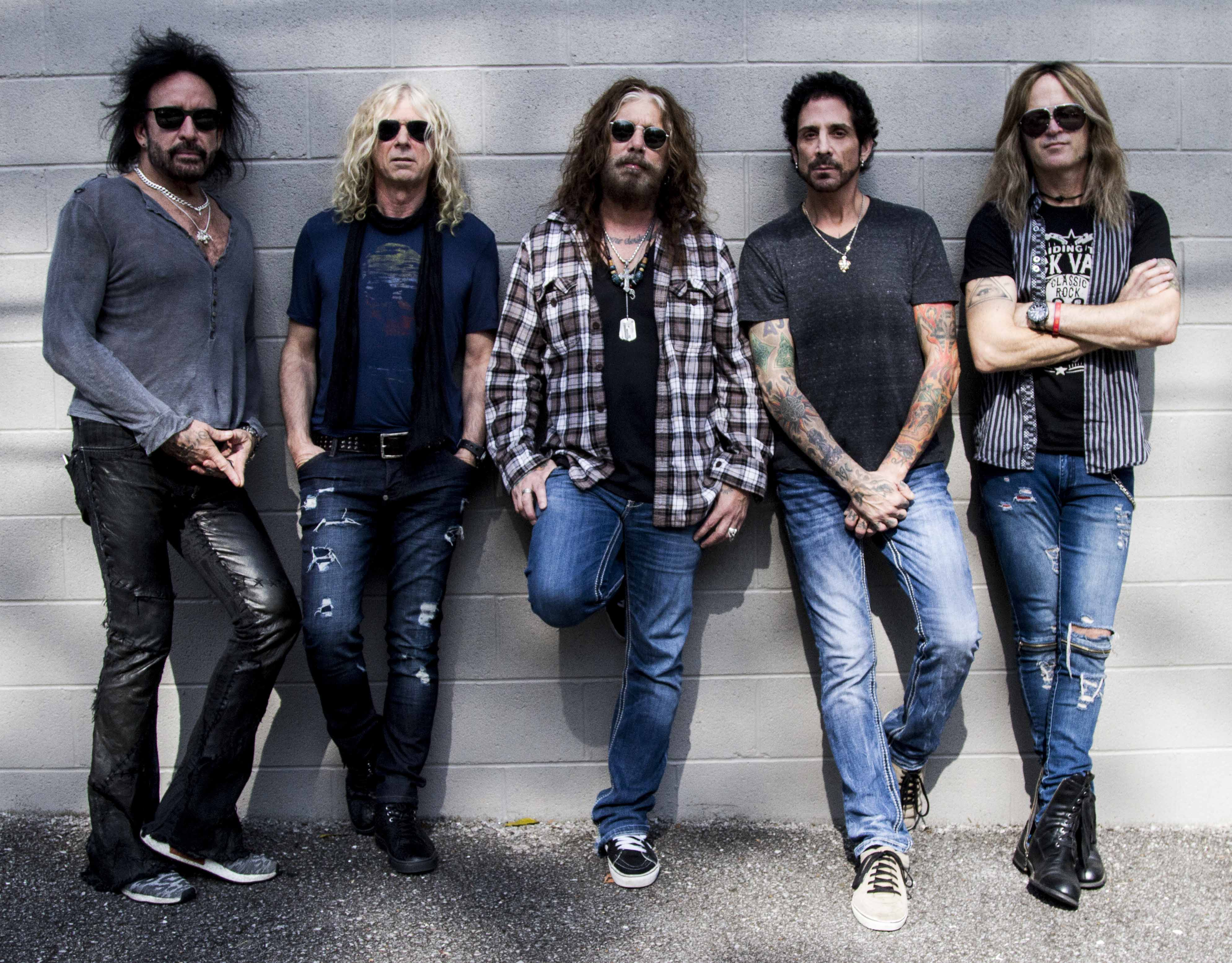 The Dead Daisies Have Come To Burn It Down!!!!!